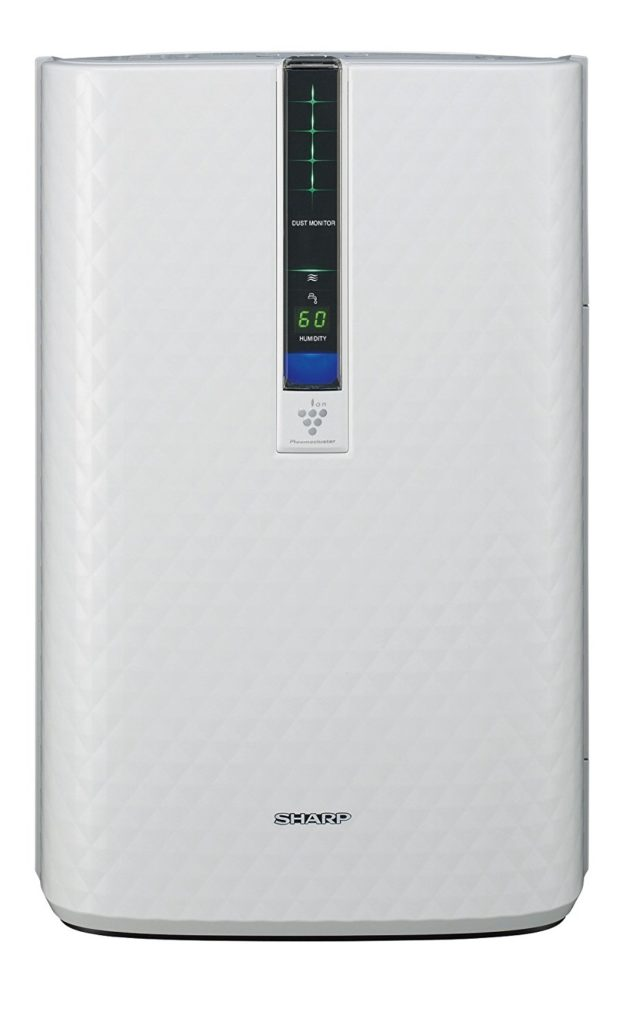 Review of Sharp KC-850U Plasmacluster Air Purifier with Humidifying Function