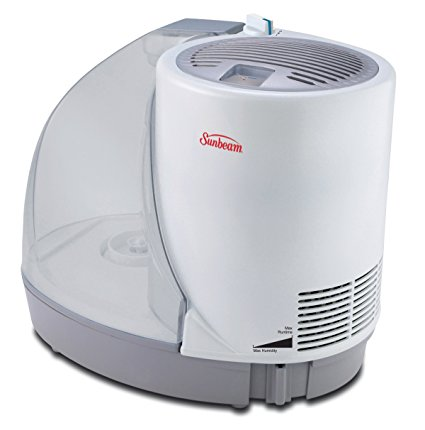Sunbeam Purified Mist Humidifier Review
